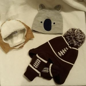 Other - Baby Boy Winter Hats